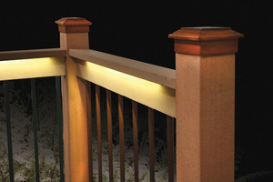 Odyssey Strip Led 5 Lengths Deck Lighting Solar And