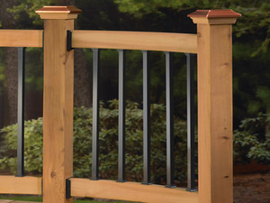 Estate Square Aluminum Baluster